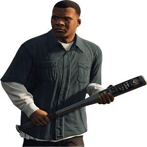 GTA 5 character
