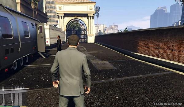 GTA 5 director mod