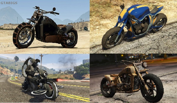 Deathbike in GTA