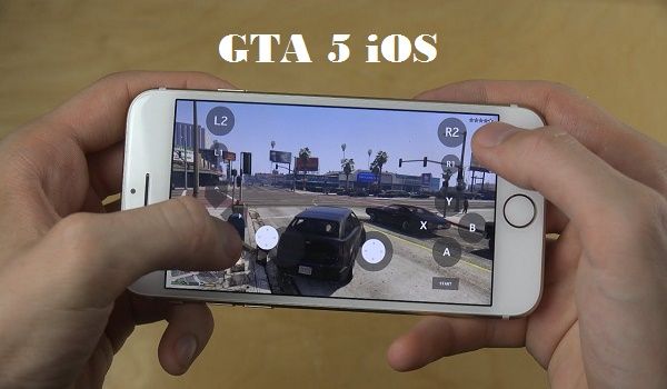GTA 5 iOS